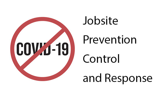 covid-19 jobsite prevention control response